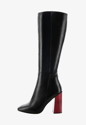 RACALE - High heeled boots - black