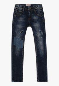 Vingino - AGNUS - Jeans Skinny Fit - dark used - 0