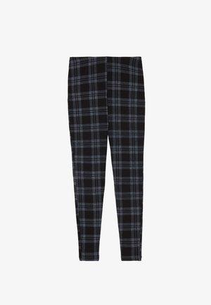 Leggings - Trousers - bianco/nero
