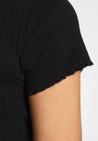 Even&Odd - Camiseta estampada - black - 5