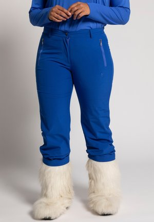 Trousers - middenblauw