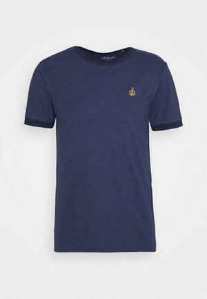KURZARM - Basic T-shirt - blue