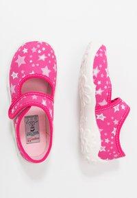 Superfit - BONNY - Domácí obuv - lolly - 0