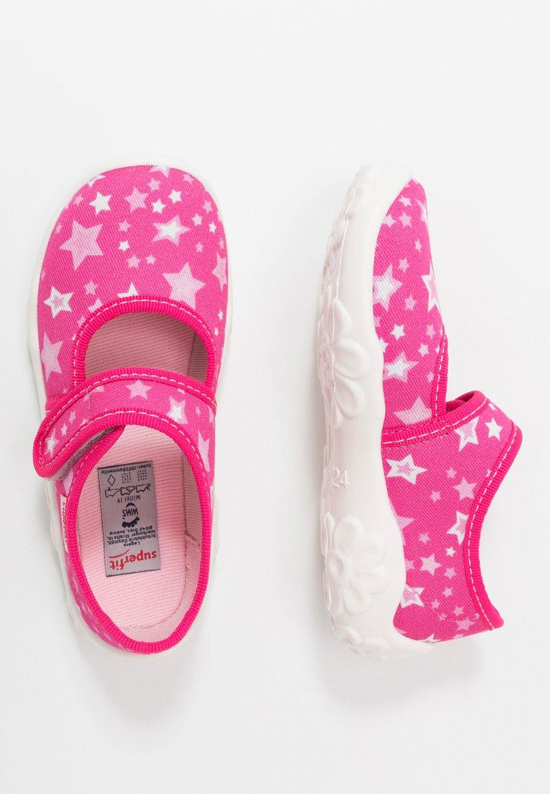 Superfit - BONNY - Domácí obuv - lolly