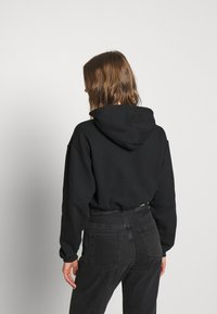 The Ragged Priest - BLACK HOODIE WITH CHAINBELT - Mikina s kapucí - black - 2