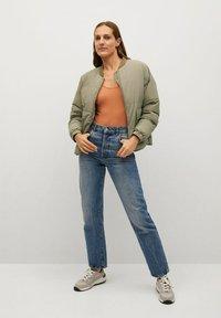 Mango - COLETTE-I - Winter jacket - kaki - 1