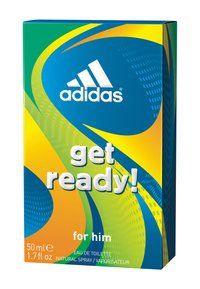 Adidas Fragrance - GET READY! FOR HIM EAU DE TOILETTE 50ML - Woda toaletowa - - - 2