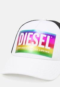 Diesel - CAKERUM MAX UNISEX - Cap - white - 3