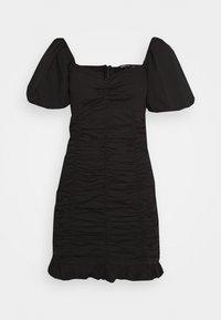 LEAH DRESS - Cocktailkjole - black