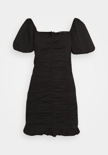 LEAH DRESS - Sukienka koktajlowa - black