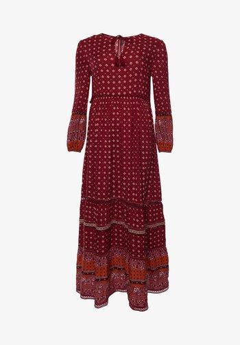 AMEERA - Maxiklänning - rust
