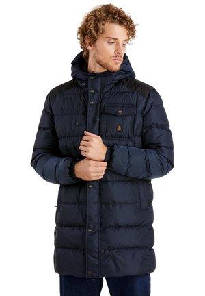 Cappotto invernale - blu scuro