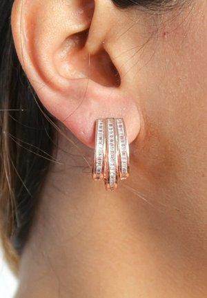ANDAMAN HOOP - Earrings - rose gold-coloured