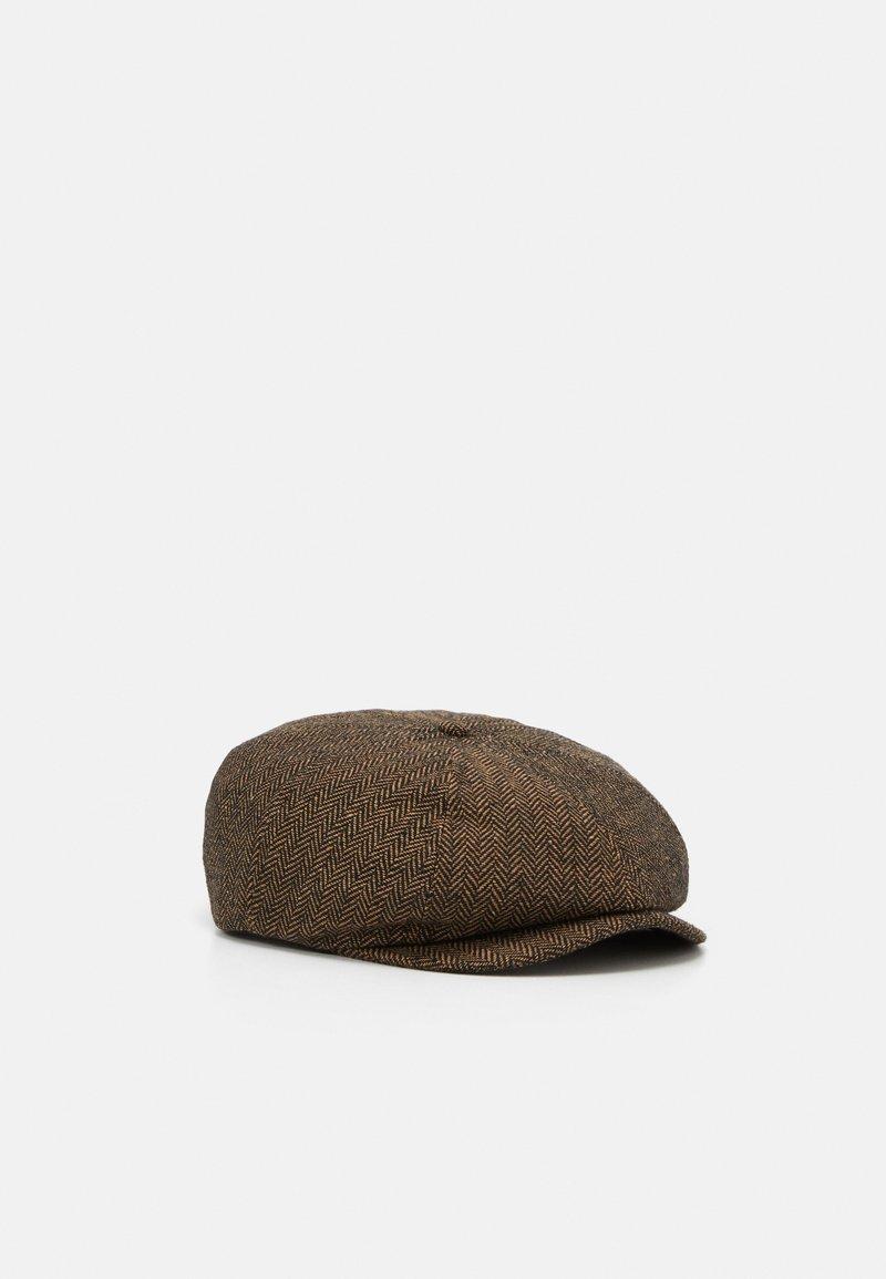 Brixton - BROOD SNAP CAP UNISEX - Hatt - brown