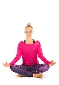 Winshape - MCS003 ULTRA LIGHT - Long sleeved top - deep pink - 2