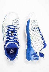 Kempa - ATTACK TWO CONTENDER - Håndboldsko - white/midnight blue - 1