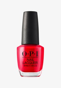 OPI - NAIL LACQUER - Nail polish - nlh 42 red my fortune cookie - 0