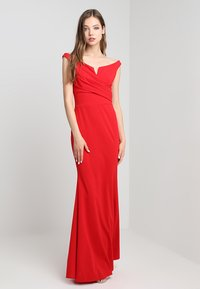 WAL G. - Maxi dress - red - 1