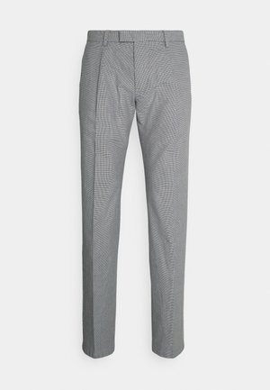 SPRING BIRDS EYE - Trousers - faded indigo