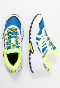 Saucony - EXCURSION TR13 - Tenisky - blue/citron/black - 1