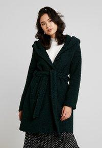 Anna Field - Classic coat - scarab - 0