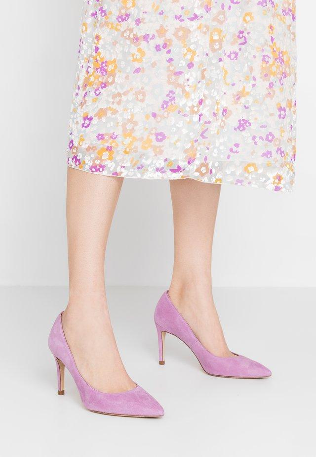 FLORET - Korolliset avokkaat - lilac