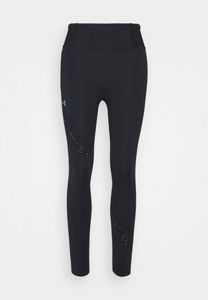 SPEED POCKET ANKLE  - Tights - black