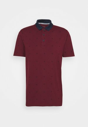 CLOUDSPUN GAMMA - Sports shirt - zinfandel/navy blazer