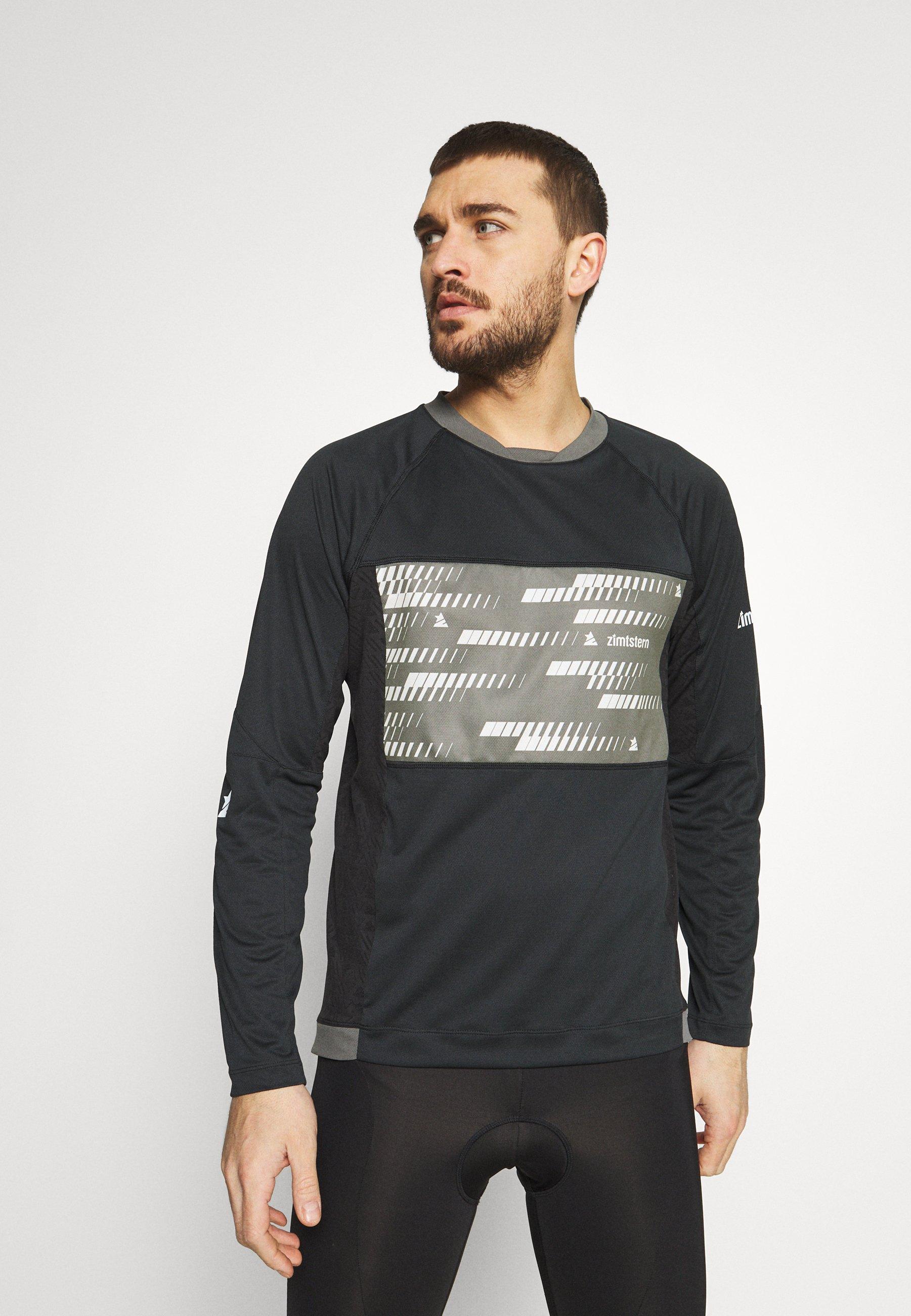 Men TECHZONEZ MENS - Long sleeved top