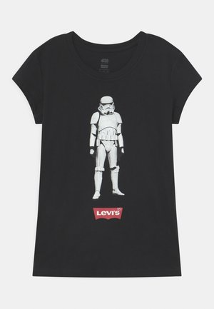 STAR WARS STORM TROOPER - Print T-shirt - black