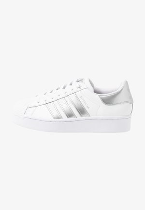 SUPERSTAR  - Joggesko - footwear white/silver metallic