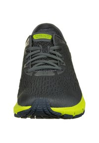 Under Armour - Trainers - pitch gray / green citrine / mechanic blue - 5