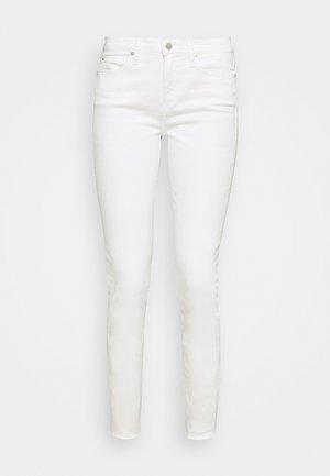 MID RISE - Jeans Skinny - denim light