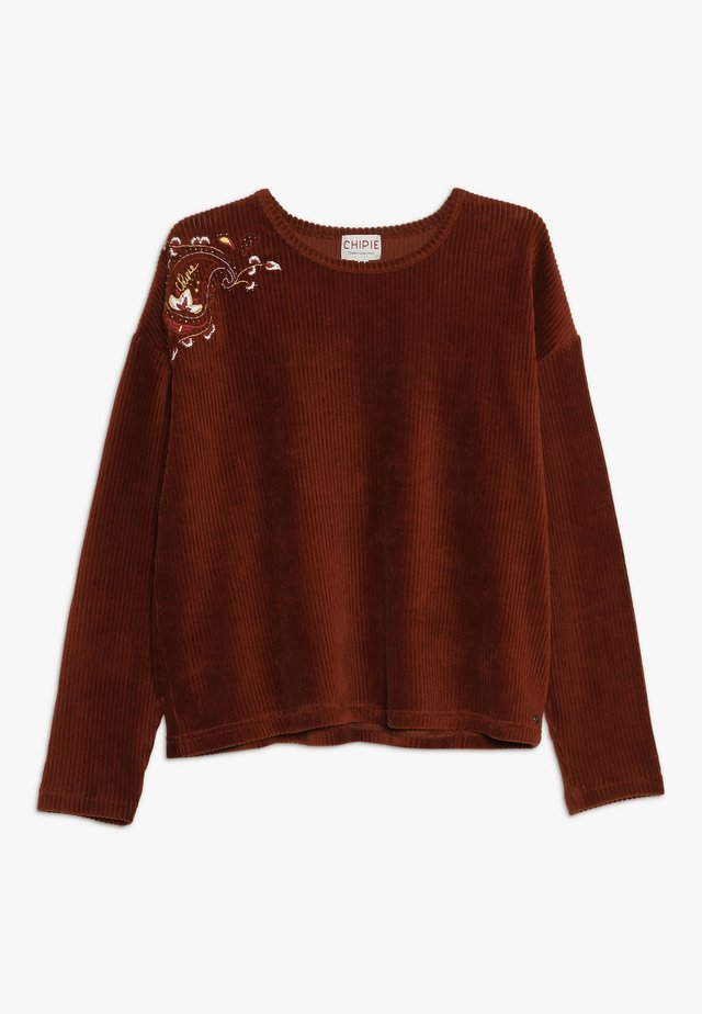 LONG SLEEVES - Maglione - ginger