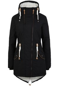 Brave Soul - DAISY - Winter coat - black - 0