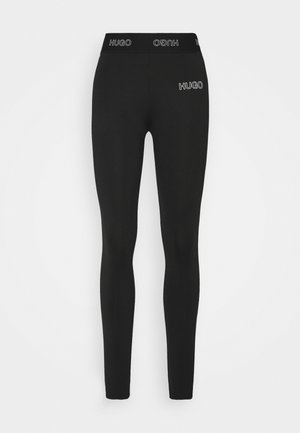 NASABE - Leggings - Trousers - black