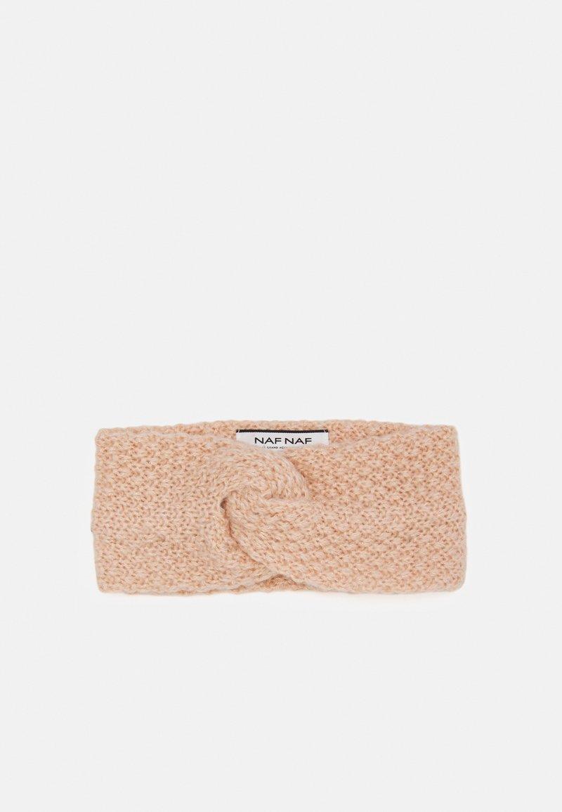 NAF NAF - BOIS DE ROSE - Ear warmers - light pink
