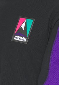 Jordan - MOUNTAINSIDE THERMAL - Long sleeved top - black/neptune green/court purple - 3
