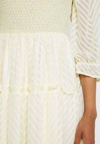 YAS - YASDEANNA 3/4 DRESS - Cocktail dress / Party dress - yellow - 5