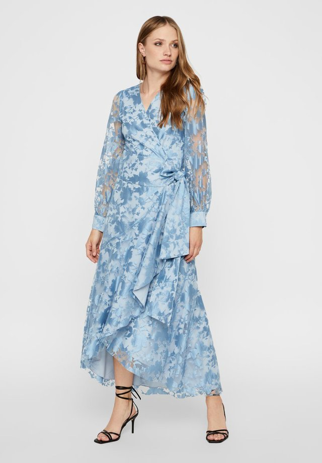 YASWENDY  - Robe longue - dusty blue