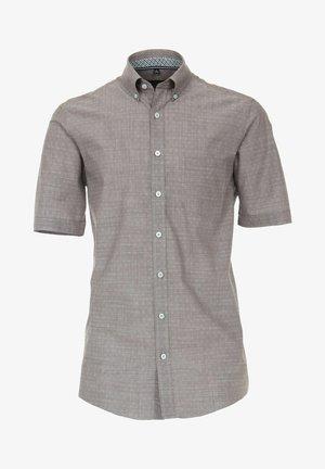 MIT BUTT - Shirt - silber
