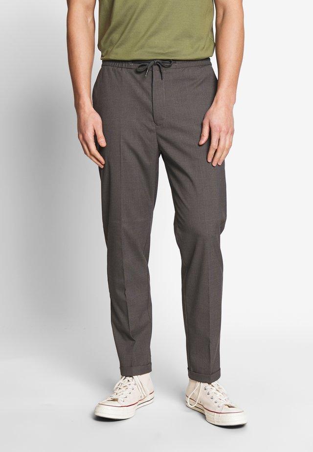 ROTHEO - Pantalon classique - anthracite