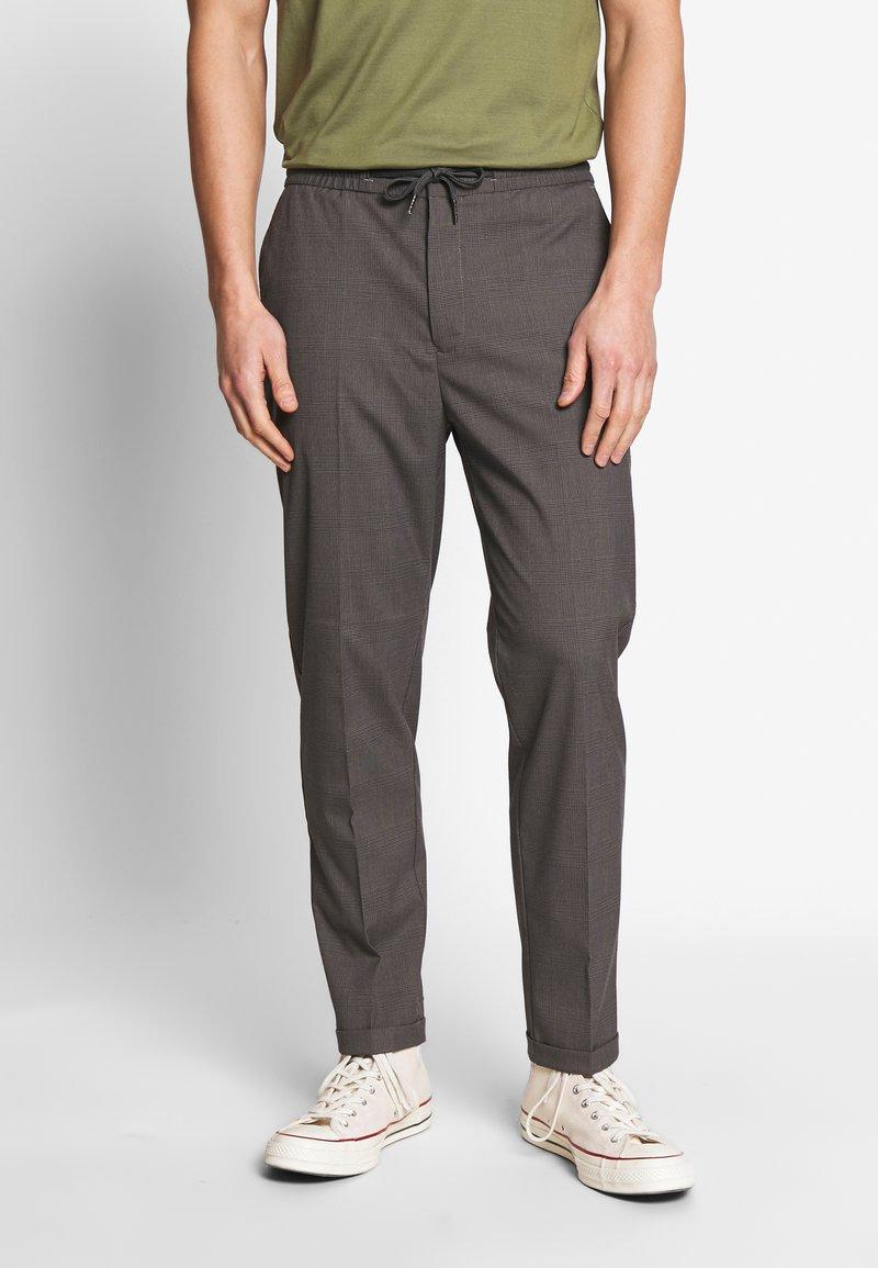 CELIO - ROTHEO - Trousers - anthracite