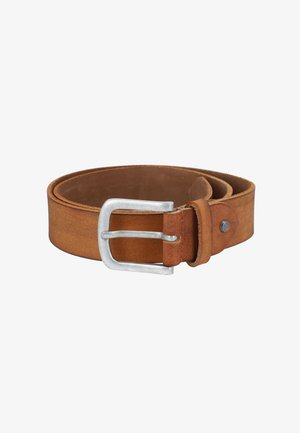 HELGE - Belt business - braun