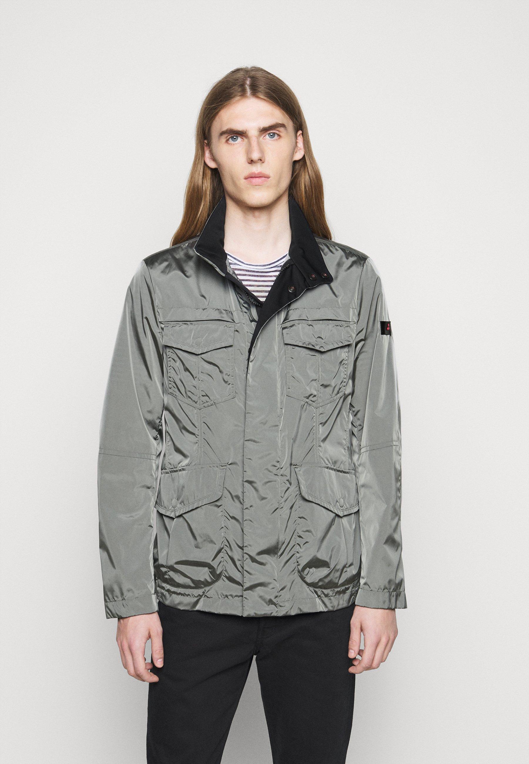Men METAL - Summer jacket