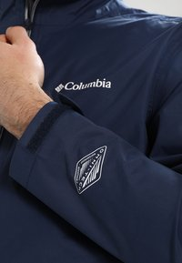Columbia - BRADLEY PEAK JACKET - Outdoorjas - collegiate navy - 5
