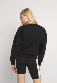 Karl Kani - SMALL SIGNATURE CREW - Sweatshirt - black - 2
