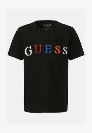 JUNIOR UNISEX  - T-shirt print - zwart