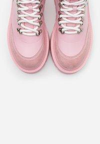 Koi Footwear - VEGAN HYDRA - Platform ankle boots - pink - 5