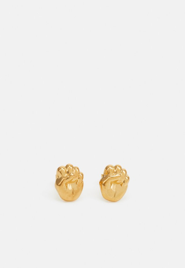 EARRING GIRLPOWER - Orecchini - gold-coloured